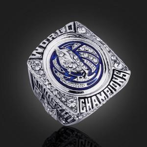 파인 고품질 휴일 도매 새로운 슈퍼 볼 2011 Dalla 매버릭스 우승 반지 남성 반지