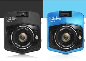 DHL 20PCS New mini auto car dvr camera dvrs full hd 1080p parking recorder video registrator camcorder night vision black box dash cam