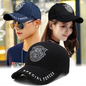 Letter embroidery hat men's fashion sports outdoor Sunscreen Baseball baseball cap fan tactical cap leisure sunscreen hat