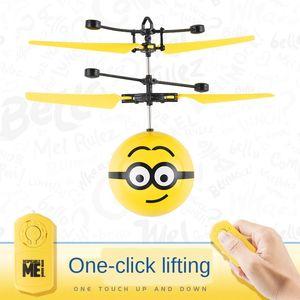Dieu voler séides papa voler des avions de capteur de main enfants jouets ballToy avions télécommande balançoire