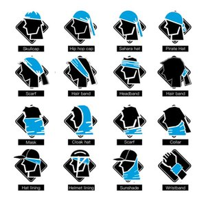 Tüp Bandama Açık Spor Headdress Spor Bandama Moto bycycle Binme Yürüyüş Bileklik Kafa Boyun Isıtıcı Bisiklet