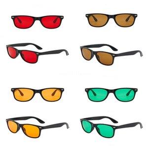2020 Piccolo Triangolo Cat Eye Sunglasses Donne Dener Cat Eye datati occhiali da sole uomini e le donne di Fasion UV400 Occhiali da sole 36 # 502