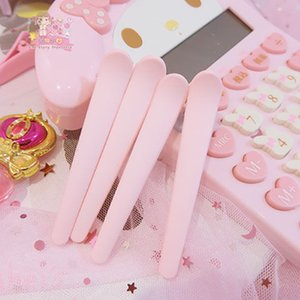 Pink Hairpin Duckbill Clip Pointed Hairpin Pink Matte Girls Bangs Clip Word Clip Cute Small Hair Accessories