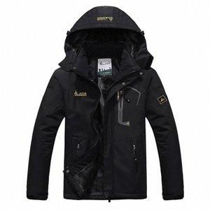 SPORTSHUB Erkekler Kış İç Polar Su geçirmez Ceket Açık Sıcak Coat Yürüyüş Kamp Trekking Kayak Erkek ceketler SAA0082 56eV #