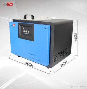 All in One Vacuum OCA Máquina de estratificação móvel LCD Telefone laminador de reparação de tela com Debubbler Bomba de vácuo compressor de ar