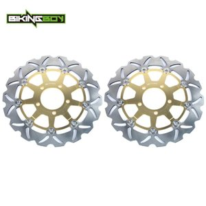 BIKINGBOY Disques de frein avant Rotors Disques GSX 600 750 F Katana 04 05 06 GSX600F GSX750F SV 650 SV650 09 08 07 03-10 K6 K5 K4