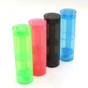 Extraíble Hookah Shisha Shisha cachimba sostenedor del vaso de humo de Protección del Medio vaso de plástico agua transparente de color Tubería caliente 10jr C2