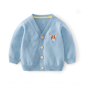 Children's sweater Sweater coat cardigan female baby's knitted season clothes children's handmade wool coat baby's outerwear male