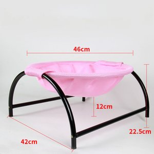 The New Cute Moisture-proof Cat Nest Bed Winter Warm Cat House Cushion Pet Beds For Little Dog Puppy Metal Shelf Sofa Bed Sleeping Bag