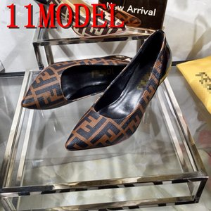 18ss 2020 luxurious Women Pumps Brands High Heels Black Patent Leather Pointed Toe Sexy Stiletto Shoes Woman Ladies Plus Big Size 34-41