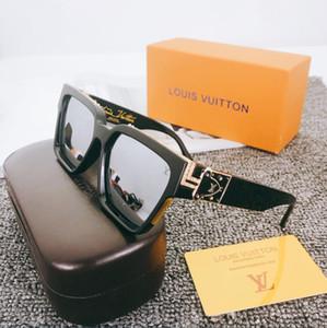 HOT 1,1 Milionários Sunglases homens mulheres designer de MILIONÁRIO full frame Vintage 1,1 óculos homens Logo MILIONÁRIO Preto Made in Italy