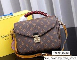 43984 Women handbags single-shoulder Travel package shopping bag M Men s bags