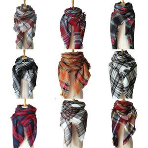 Korean Knit Wool Solid Soft Warm Autumn Winter Thick Boys Girls Shawls Wraps Accessories#718