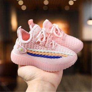 2020 Nouvelle vente en ligne Ceap Nouveaux enfants Asketall SOeS Pour OYS Filles Sneakers cildren Ays Courir Soe Taille # 772