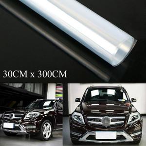 내구성 자동차 표지 맑고 투명 페인트 보호 비닐 필름 랩 스크래치 쉴드 300 개 * 30cm 자동차 외부 액세서리