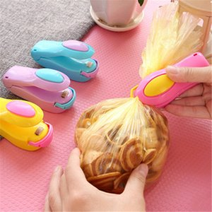 Hot Household mini multi-function sealing machine portable snack plastic bag sealing machine travel portable sealing machine