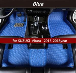 SUZUKI Vitara 2016-2018year Kaymaz toksik olmayan paspas araba paspası için