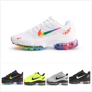 2019 2.0 uomini scarpe per le donne Sneakers Mens Bianco e nero allenatori sportivi in corso il vantaggio degli Scarpe tendenza walking Corsa