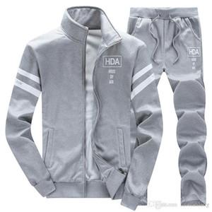 Men's Tracksuits Sweatshirts Suits Sports Suit Men Hoodies Jackets Coat Mens Medusa Sportswear Sweatshirt Tracksuit Jacket Sets J190768