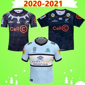 2020 2021 nova CRONULLA-SUTHERLAND TUBARÕES Rugby Jersey 2019 Indígena camisa NRL Rugby League Jerseys Retro Austrália maillot herói Edição