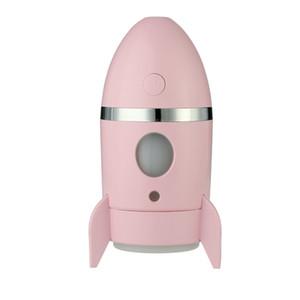 135 мл Ракетно Увлажнитель воздуха Mist чайник Fogger Мини Ультразвуковой увлажнитель воздуха USB воздуха Диффузор Эфирные масла для ароматерапии
