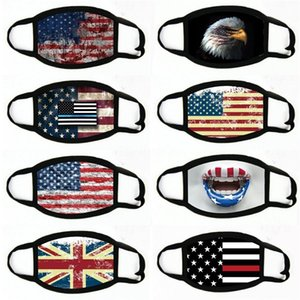 95% Retail Package Factory Filter Mask Reusable Supply 5 Layer Anti Dust Protective Face Mask Designer Printed Mouth Masks No Valve #984