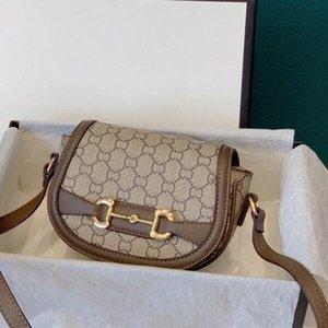 Chic Women sheepskin handbag Saddle bag Concealed designer luxury handbags purses Casual Shoulder Messenger Bag cross body bag 2