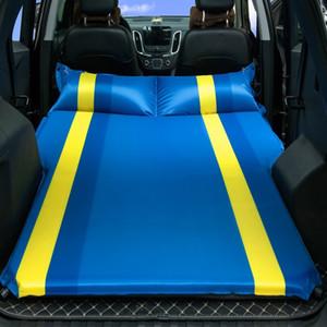 Q04FP Araba şişme hava yastıklı yatak kamp malzemeleri özel araba Bagaj Air şilte iç uyku seyahat yatağı arka uyku gövdede