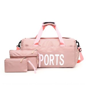 women's portable travel large-capacity short-distance travel luggage bag men's yoga fitness bag Korean style