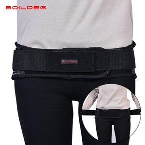Boildeg / 남성과 여성 피트니스 벨트 골반 교정 골반 허리 보호 보정 벨트에 대한 보호 배를 끓는