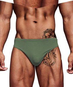 패션 슬림 캐주얼 팬티 남성 통기성 단단한 섹시한 팬티 남자 모달 리프트 엉덩이 얇은 속옷 남성