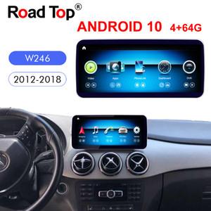 "10.25"" Qualcomm Android 10 for Benz B Class W246 2012-2018 Car Radio GPS Navigation Bluetooth WiFi Head Unit Screen"