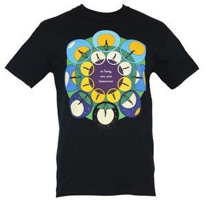 Bombay Bicycle Club de la camiseta para hombre - Hasta luego Hasta mañana tour 2020 de dibujos animados hombres de la camiseta unisex del nuevo de la manera camiseta