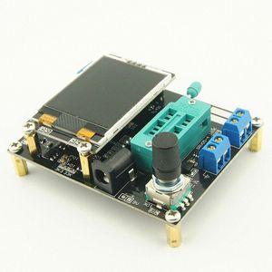 Ruso mega328 / частота LCD GM328A Транзистор тестер Диод емкости ESR напряжения Meter PWM сигнал прямоугольной Generator l7sx #