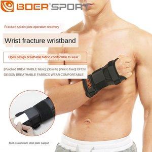 pEa1J fitness guardia dislocazione esercizio distorsione traspirante polso frattura fitness gu lussazione piastra protettiva fissazione fr ela regolabile