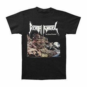 Death Angel Men Ультра-насилие футболка Черный