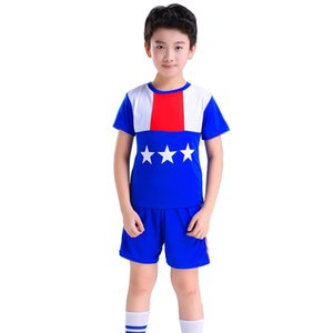 Boy Uniformes scolaires pour les garçons Fille Uniformes Cheerleader enfants Cheer équipe Costumes Kid classe Calisthenics Fille Cheerleading Suit