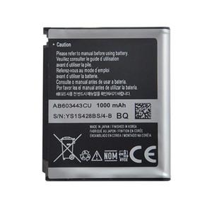 الأصلي جودة عالية 800mAh AB603443CU بطارية ل GT-S5230C GT-S5233A GT-S5233C GT-S5233S SGH-S5230 SGH-S5230