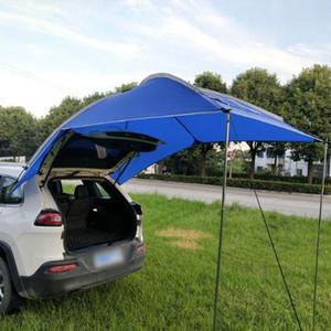 acampamento ao ar livre carro portátil traseira Tent Car lado Tent multi-pessoa Rainproof Pára-Pergola