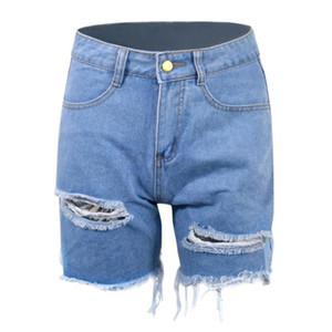 Casual Women Jeans Pants Pale blue color
