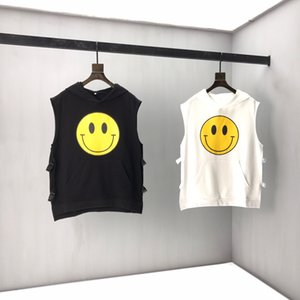 Summer 2020 new short sleeve T-shirt for men and women couples retro loose versatile color black and white S-XXL 763