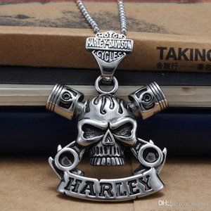 Personal quality high quality stainless steel pendant, Harley pendant jewelry free delivery