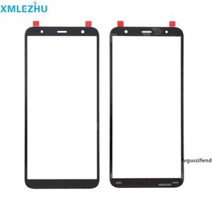 10Pcs Replacement LCD Front Touch Screen Glass Outer Lens For Samsung Galaxy J6 J600 J8 J800 J810 J4 Plus J6 Plus J410 J415