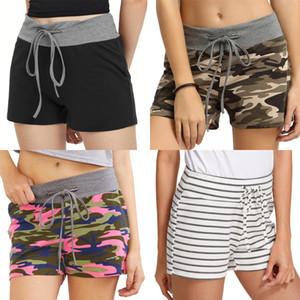 2020 transfrontalière Burst européenne et le commerce extérieur américain Été Nouvelle taille haute-trou de rupture de flux Su Denim Shorts femmes'S Hot P # 6081