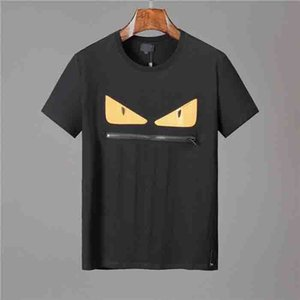 Womens Mens 2020 New Fashion T Shirt with Brand Letter Print Fashion Designer Top Tees Short Sleeve Casual T-shirt M-3XL qp2