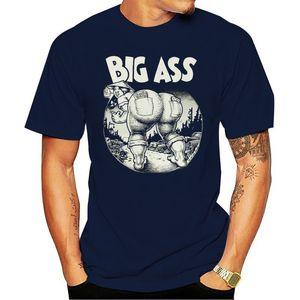 NEW 좋은 R. 로버트 부스러기 BIG ASS 티셔츠 미국 크기