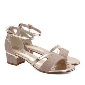 2020 estate Guciheaven Donna Casual Open Toe Ankle Strap Sandals Size eur34-40