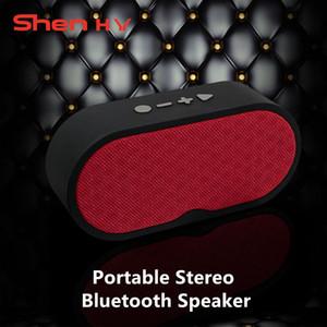 패션 휴대용 무선 블루투스 스피커 슈퍼베이스 스테레오 음악 플레이어 스피커 지원 TF 카드 USB 디스크에 대한 휴대 전화
