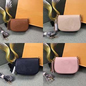2020 Ma'Am Portable Briefcase Woman Hit Color Concise Single Shoulder Messenger Canvas Bale Temperament Goddess Handbags Luxury Bag#519