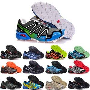 2020 Hot Sell New Zapatillas Speedcross 4 Shoes Outdoor Mens Walking Shoes Hiking Sneakers Athletic Running Shoes Free Shipping cg